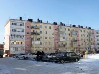 Krymsk, Belinsky st, house 37В. Apartment house