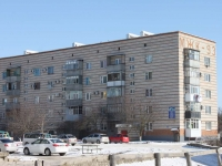Krymsk, st Voroshilov, house 4. Apartment house