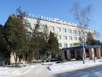 Krymsk, hotel Крымск, Demyan Bedny st, house 14