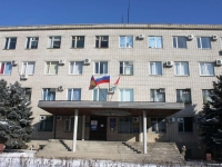 Krymsk, Demyan Bedny st, house 16. governing bodies