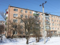 Krymsk, Lenin st, house 203. Apartment house