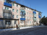 Krymsk, Lenin st, house 235. Apartment house