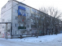 Крымск, улица Пролетарская, дом 2. многоквартирный дом