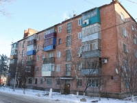 Krymsk, Proletarskaya st, house 36. Apartment house