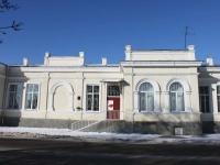 Krymsk, museum Крымский краеведческий музей, Proletarskaya st, house 61