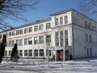 Krymsk, 学校 №25, Sverdlov st, 房屋 5