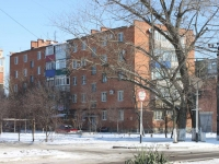 Krymsk, Karl Libknekht st, house 19. Apartment house