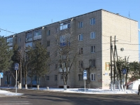 Krymsk, Karl Libknekht st, house 20. Apartment house