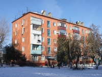Krymsk, Komarov st, house 36. Apartment house