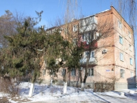 Krymsk, Kommunisticheskaya st, house 48. Apartment house