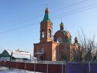 Крымск, храм Михаила Архангела, улица Крепостная, дом 10