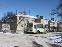 Krymsk, Kurgannaya st, house 22. Apartment house