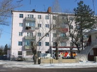 Krymsk, Lermontov st, house 2. Apartment house
