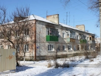 Krymsk, Lermontov st, house 3. Apartment house