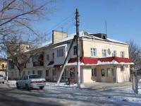 Krymsk, Lermontov st, house 6. Apartment house