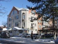 Крымск, улица Лермонтова, дом 14А. многоквартирный дом