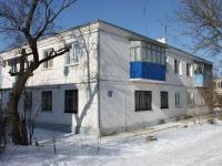 Крымск, улица Лермонтова, дом 15. многоквартирный дом