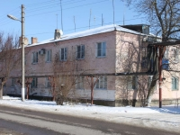 Krymsk, Lermontov st, house 22. Apartment house
