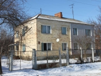 Krymsk, Lermontov st, house 27. Apartment house