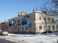 Krymsk, Lermontov st, house 34. Apartment house