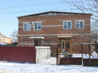 Krymsk, Lermontov st, house 36. Apartment house