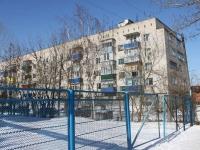 Крымск, улица Линейная, дом 2А. многоквартирный дом