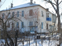 Krymsk, Lineynaya st, house 8. Apartment house