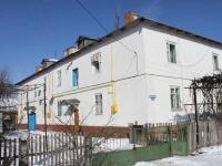 Krymsk, st Lunacharsky, house 283. Apartment house