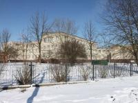 Krymsk, st Lunacharsky, house 303. school