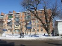 Крымск, улица Маршала Гречко, дом 78. многоквартирный дом