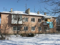Krymsk, Marshal Grechko st, house 100. Apartment house