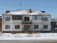 Крымск, улица Маршала Жукова, дом 1А. многоквартирный дом