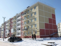 Krymsk, Oktyabrskaya st, house 37А. Apartment house