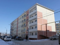 Krymsk, Oktyabrskaya st, 房屋 37Г. 公寓楼