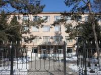 Крымск, улица Октябрьская, дом 66. колледж Крымский технический колледж