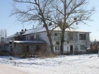 Крымск, улица Привокзальная, дом 1. многоквартирный дом