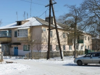 Krymsk, Privokzalnaya st, house 6. Apartment house