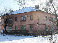 Krymsk, Privokzalnaya st, 房屋 11. 公寓楼