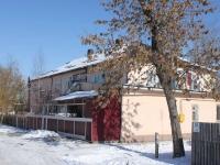 Krymsk, st Privokzalnaya, house 12. Apartment house