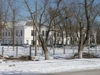 Krymsk, st Privokzalnaya, house 16. school