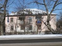 Krymsk, st Privokzalnaya, house 22. Apartment house