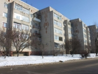 Krymsk, Sinev st, house 34. Apartment house