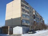 Krymsk, Spartak st, house 3. Apartment house