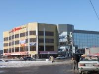 Крымск, торговый центр На Троицкой, улица Троицкая, дом 119