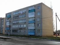Приморско-Ахтарск, улица 50 лет Октября, дом 18. многоквартирный дом