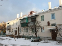 Primorsko-Akhtarsk, Bratskaya st, house 97 к.1. Apartment house
