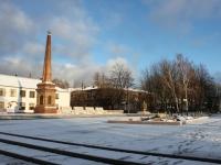 Primorsko-Akhtarsk, Bratskaya st, memorial