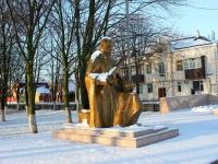 Приморско-Ахтарск, памятник Советскому солдатуулица Братская, памятник Советскому солдату