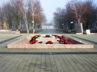 Приморско-Ахтарск, мемориал Вечный огоньулица Братская, мемориал Вечный огонь