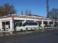 Приморско-Ахтарск, улица Тамаровского, дом 2. вокзал
